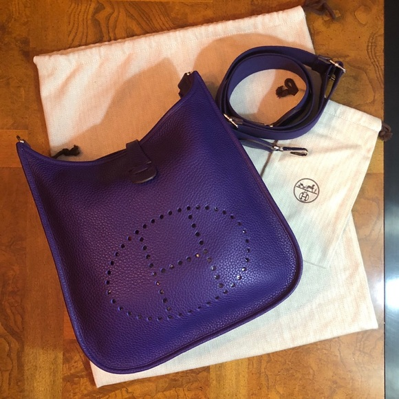 186cd507b95f ️Hermès Evelyne III PM Clemence Bag
